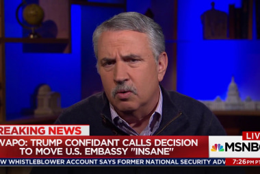Tom Friedman on Trump's ignorance in...