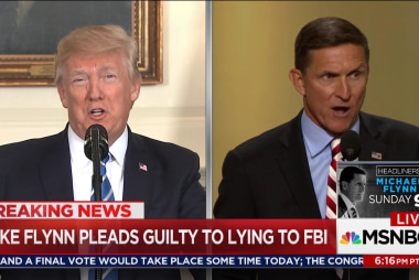 Why did Trump ignore warnings about Flynn?