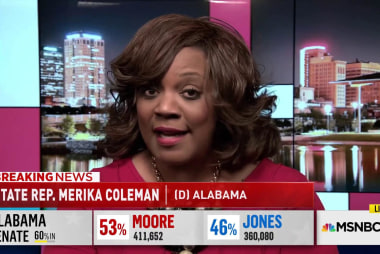 Jones campaign leaves Democrats energized
