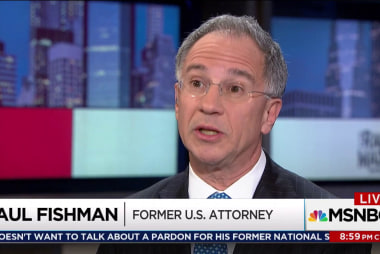 Former prosecutors offer advice to Trump