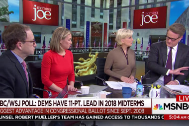 Dems hold lead going into 2018; can GOP rebound?