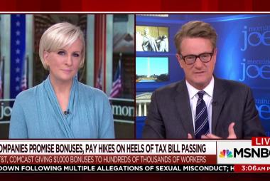 Tax bill bonuses may seem cynical, but will voters mind?