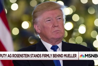 Joe: Firing Mueller is a line Trump can't cross
