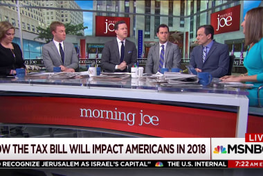 How will the tax bill impact Americans next year?