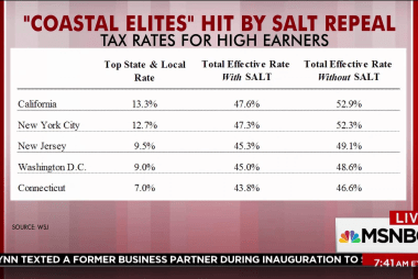 Rattner charts: Tax plan still benefits...