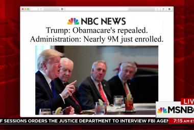 Obamacare here to stay despite what WH says