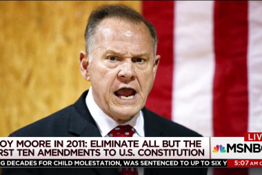 What does it say if Roy Moore wins?