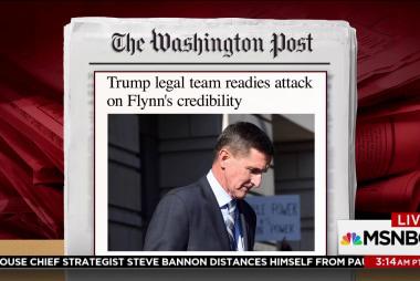 Trump team ready to attack 'liar' Flynn: report