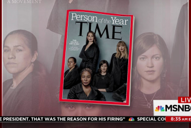 Time names its 2017 Person of the Year