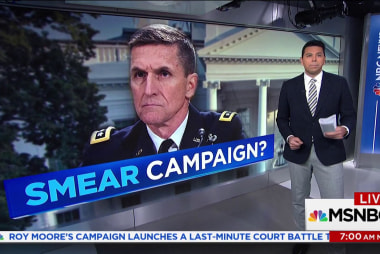 Trump lawyers  to attack Flynn credibility: Wash Post