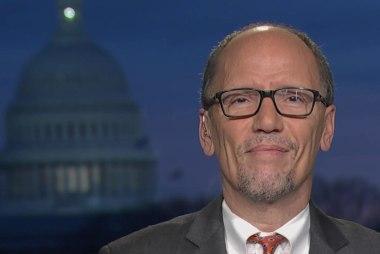 Perez: Dems need more than 'anti-Trump' message