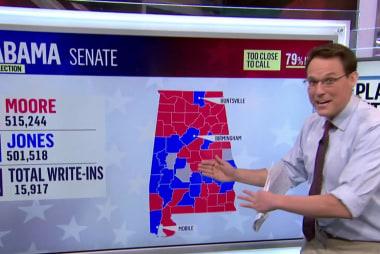 Election night turns Kornacki into a 'national treasure'