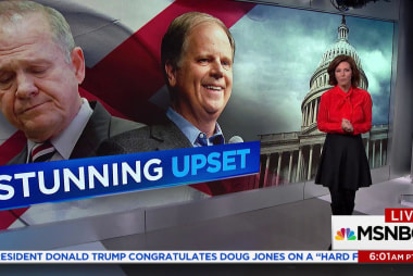 Doug Jones' Senate win might foil GOP plans