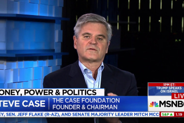 Steve Case: Small startups are the future...
