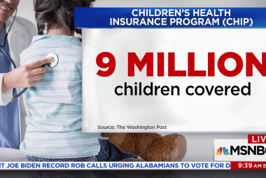 Millions of children set to lose health care as federal funds run out