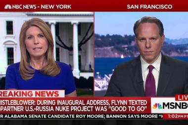 Was Trump aware of Flynn's alleged plans...