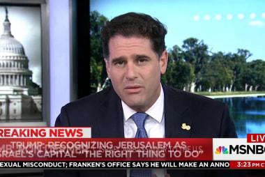 Israeli Ambassador: Pres. Trump's decision...