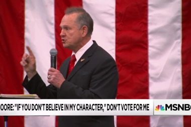 Why a Roy Moore victory is only the beginning of problems for the GOP