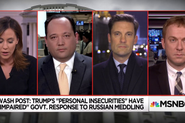 How Russia is hindering the most important hour in Trump's day
