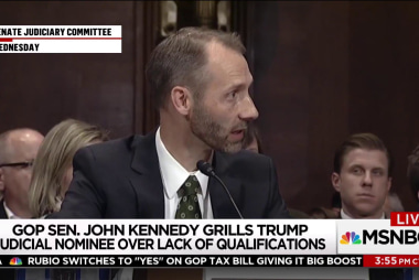 Trump's judicial nominees & the lasting consequences