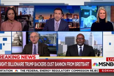 Billionaires Oust Bannon From Breitbart
