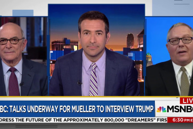 """Former Trump aide admits a Mueller interview poses a """"risk"""""""