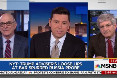 Nixon insider: Trump legal team might be in dark