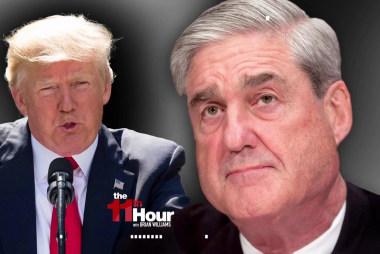 Trump: Absolutely, I'll talk to Mueller under oath
