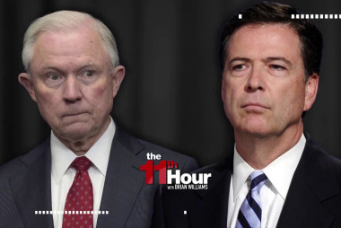 Mueller team has now interviewed both Sessions & Comey