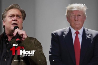 Bannon: Russia probe is 'all about money laundering'