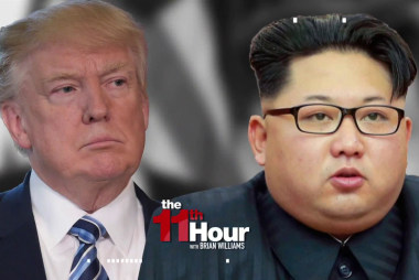 Trump to NK: My nuclear button is bigger!