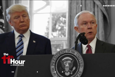 Trump expected protection from Sessions in Russia probe