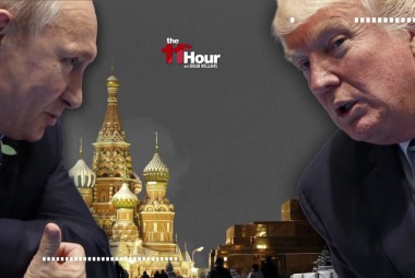 Dems blast Trump for 'ignoring' the threat Putin poses