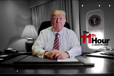 Trump denies making 'shithole countries' slur