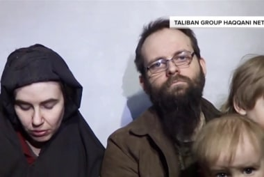 Ex-Taliban hostage Joshua Boyle might face jail time