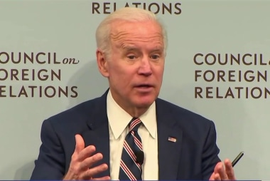 Biden: McConnell stopped Obama from calling out Russians