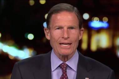 Sen. Blumenthal calls GOP requesting investigation on Steele 'a distraction'