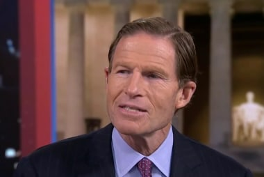 Sen. Blumenthal: There's an obstruction of justice case against Trump