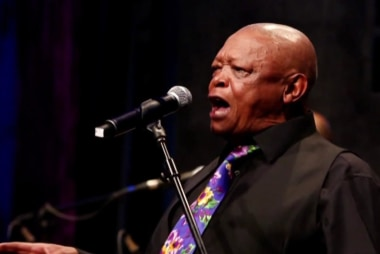 Chris tributes to legendary South African Trumpeter Hugh Masekela