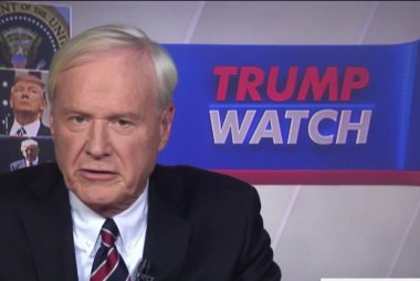 Matthews: Trump is channeling Nixon