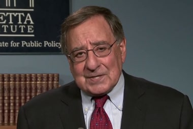 Leon Panetta: Trump is erratic and unpredictable