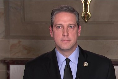 Rep. Tim Ryan: Trump is throwing people off their healthcare