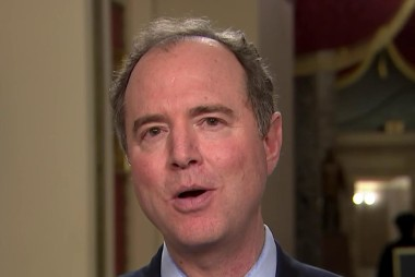 Rep. Schiff: White House is gagging Steve Bannon