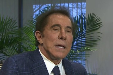 RNC finance chair Steve Wynn accused of sexual misconduct