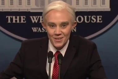 Trump thinks SNL portrayal of Sessions is 'insulting'