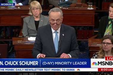 Schumer: 'This will be called the Trump shutdown'