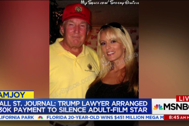 Trump lawyer accused of paying adult film actor for silence