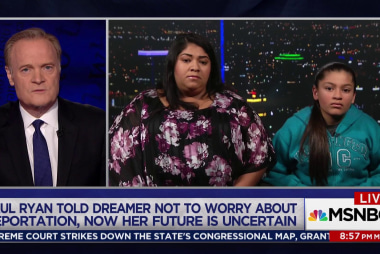 Paul Ryan promised Dreamer she wouldn't be deported, now her future is uncertain