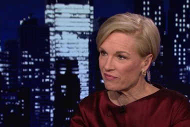 Cecile Richards: Women's Marches encourage women to vote, run