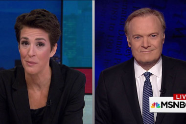 Lawrence, Rachel on Rosenstein-Ryan meeting